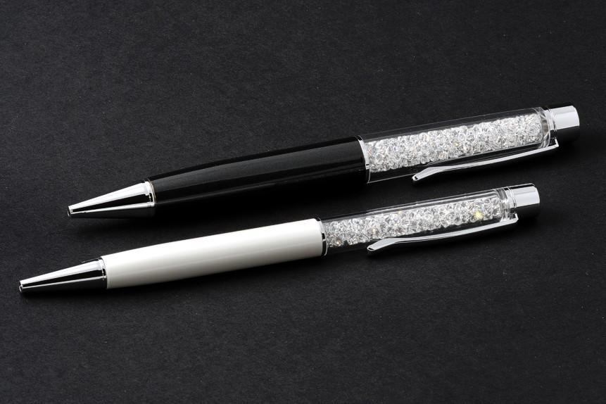 Swarovski Crystalline Ballpoint Solitaire Pearl Pen - 1079441 (pack ... 823908d99