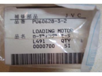 JVC PU60628-3-2 Loading Motor