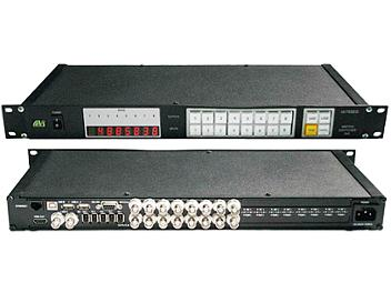 VideoSolutions Ulysses 8x8 SDI Matrix Switcher with Multiviewer