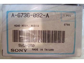 Sony A-6736-092-A Head Assy, Audio