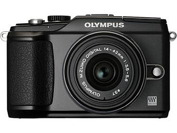 Olympus PEN E-PL2 Digital Camera with 14-42mm M.Zuiko Lens