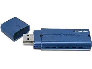 TRENDnet TEW-624UB Wireless N USB Adapter