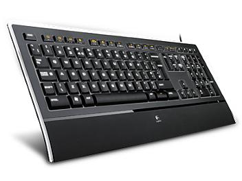 Logitech Illuminated Keyboard (pack 4 pcs)
