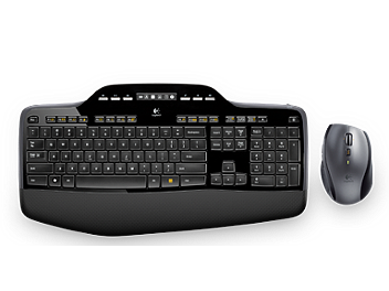 Logitech MK710 Wireless Desktop (pack 4 pcs)
