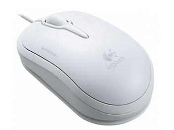 Logitech V120 Mini Laser Mouse - White (pack 4 pcs)