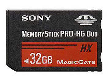 Sony 32GB Memory Stick PRO-HG Duo (pack 2 pcs)