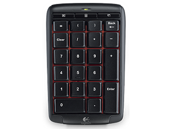 Logitech N305 Wireless Number Pad