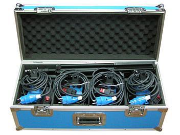 Dynacore DTW-150W Studio Fresnel Spot Light Kit
