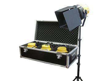 Dynacore DTR-2000W-KH Focusable Soft Light Kit (Hard case)