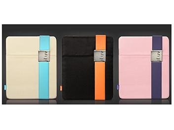 iLuv ICC805 iPad Case - 3 Colors Set (Beige, Black, Pink)