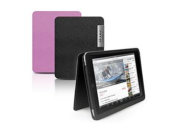 iLuv ICC806 iPad Case - 2 Colors Set (Pink and Black)