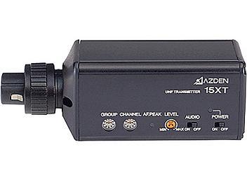 Azden 15XT UHF Plug-In Transmitter