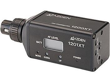 Azden 1201XT Plug-In UHF Transmitter