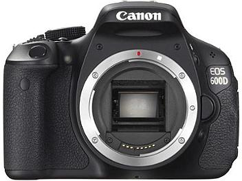 Canon EOS-600D DSLR Camera Body