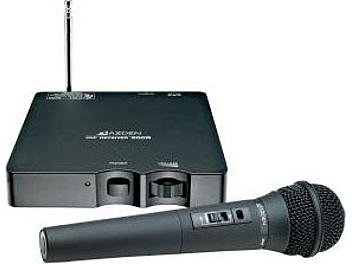 Azden 200HT AC-Powered VHF Wireless System