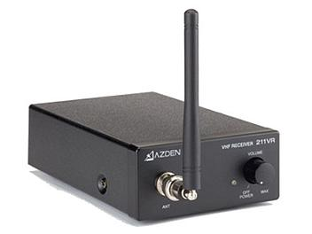 Azden 211VR AC-Powered VHF Wireless Receiver