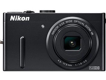 Nikon Coolpix P300 Digital Camera - Black