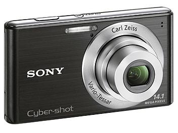 Sony Cyber-shot DSC-W530 Digital Camera - Black