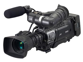 JVC GY-HM750 HD Camcorder with Canon 14x4.4 Lens