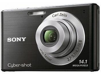 Sony Cyber-shot DSC-W550 Digital Camera - Black