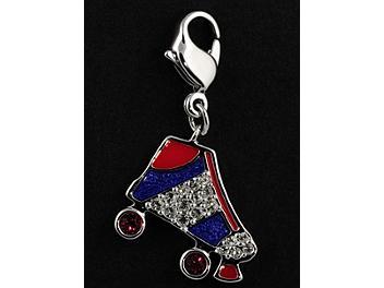 Swarovski 1064962 Roller Skate Charm