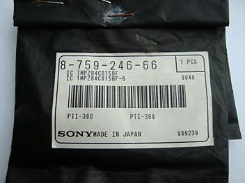 Sony 8-759-246-66 Part