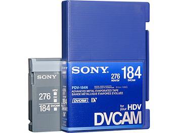 Sony PDV-184N3 DVCAM Cassette (pack 5 pcs)