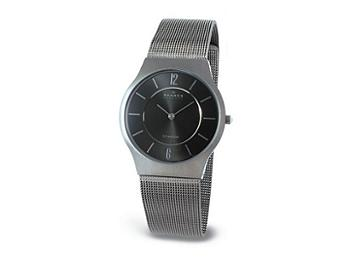 Skagen 233LTTM Titanium Men's Watch (pack 2 pcs)