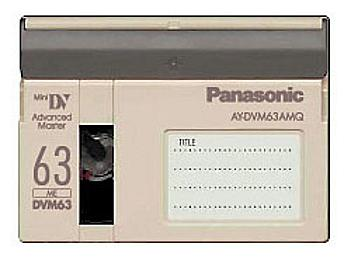 Panasonic AY-DVM63AMQ mini-DV Cassette (pack 30 pcs)