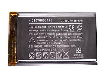 Globalmediapro PA-A013 MP3 Battery for iPod Nano-2