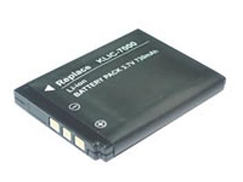 DL-K004 Digital Camera Battery for Kodak KLIC-7000