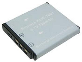DL-K005 Digital Camera Battery for Kodak KLIC-7001