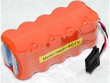 Globalmediapro MD-BY01 Battery for Nihon Kohden Defibrillators TEC-7621C, 7631C
