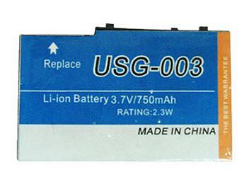 Globalmediapro PA-NN003 Battery for Nintendo DS Lite