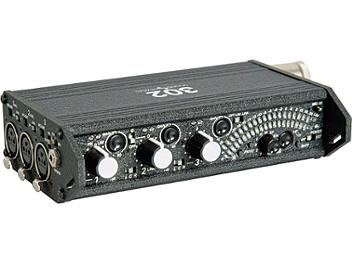 Sound Devices 302 3-channel Field Audio Mixer