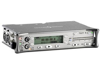 Sound Devices 702T 2-channel Portable Digital Audio Recorder