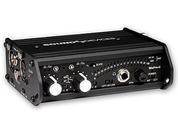 Sound Devices MixPre-D Compact Field Audio Mixer