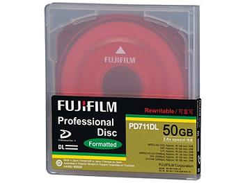 Fujifilm PD711DL XDCAM Disc - 50GB (pack 50 pcs)