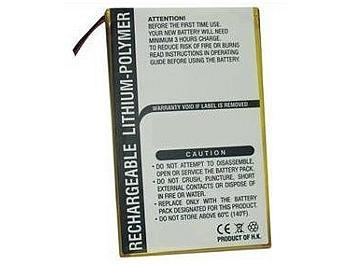 Globalmediapro PA-AV460 MP3 Battery for Archos AV480, AV4100, AV440, AV460