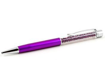 Swarovski Crystalline Ballpoint Dark Amethyst Lady Pen - 1097071