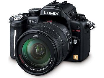 Panasonic Lumix DMC-GH2 Camera Body PAL