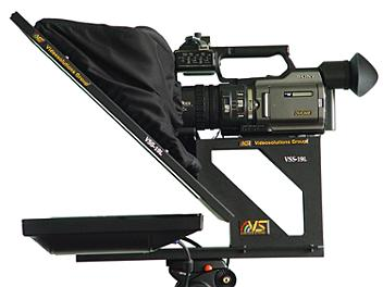 VideoSolutions VSS-19L Teleprompter + Monitor + Software