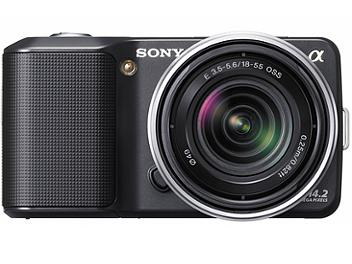 Sony Alpha NEX-3 Camera Body