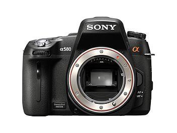 Sony Alpha DSLR-A580 DSLR Camera Body