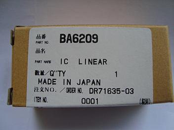 Panasonic BA6209 Part