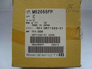 Panasonic M52055FP Part
