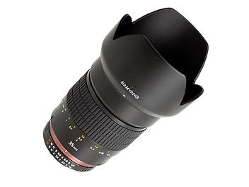 Samyang 35mm F1.4 with fixed mount - Samsung NX Mount