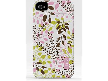 iLuv iCC736PNK iPhone Nature Soft Coated Ultra Thin Case - Pink