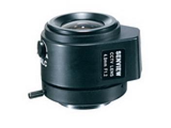 Senview TN0412AV Mono-focal Video Auto Iris Lens