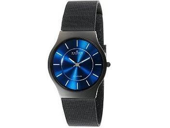 Skagen 233LTMN Titanium Men's Watch